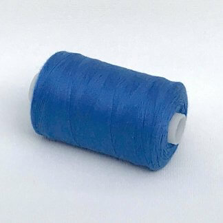 Garn meerblau