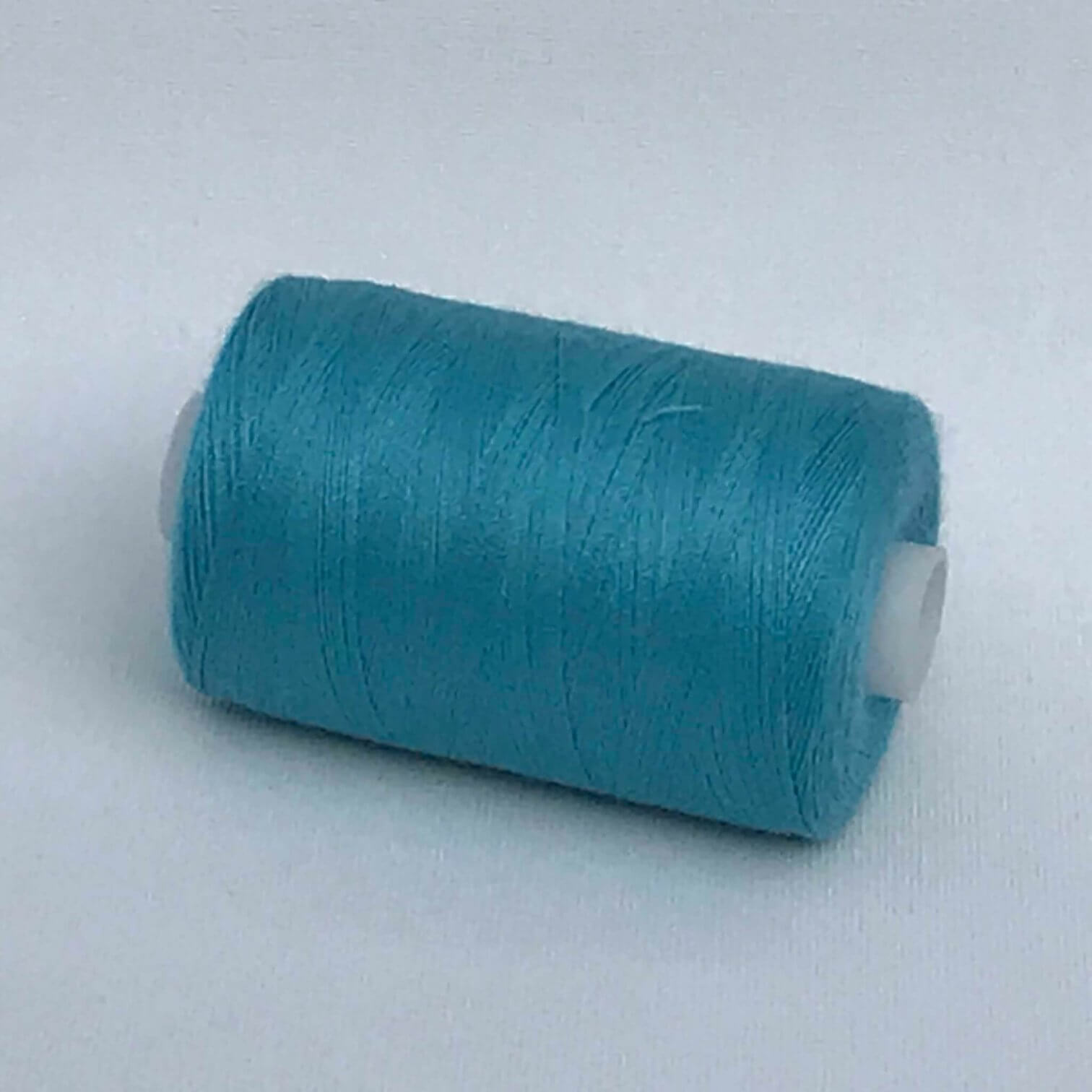 Nähgarn türkis-blau