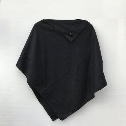 Poncho schwarz VS