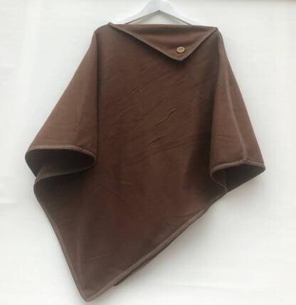 Poncho braun
